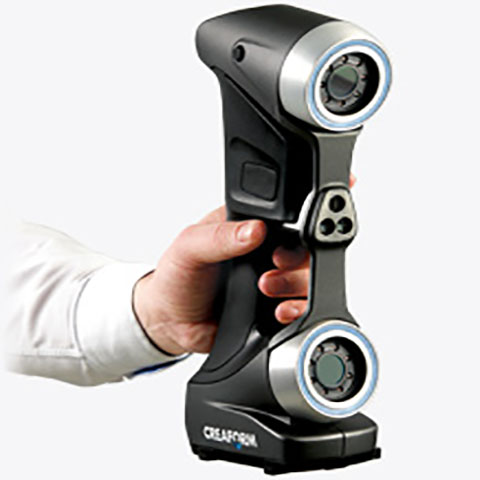 Handheld 3d scanner